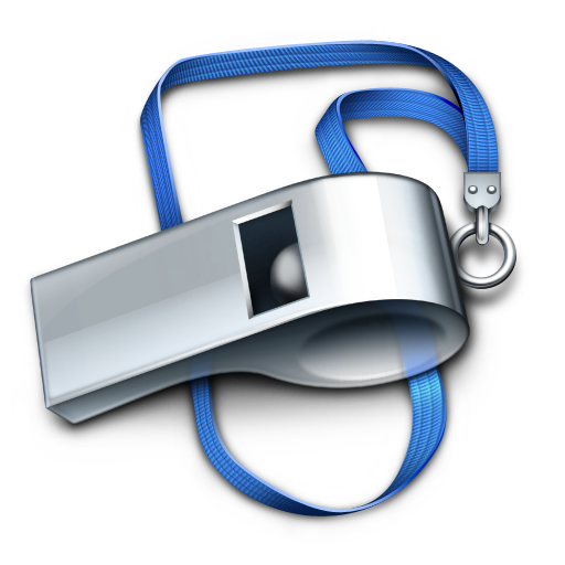 Whistle Icon image #9708