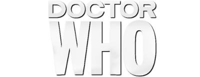 White Doctor Who Logo Png