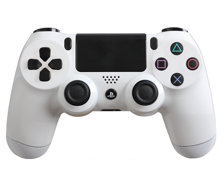 White Ps4 Controller Png Ps4 controllers this nice
