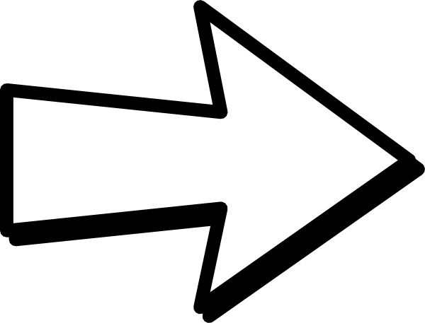 White Right Arrow Image Download