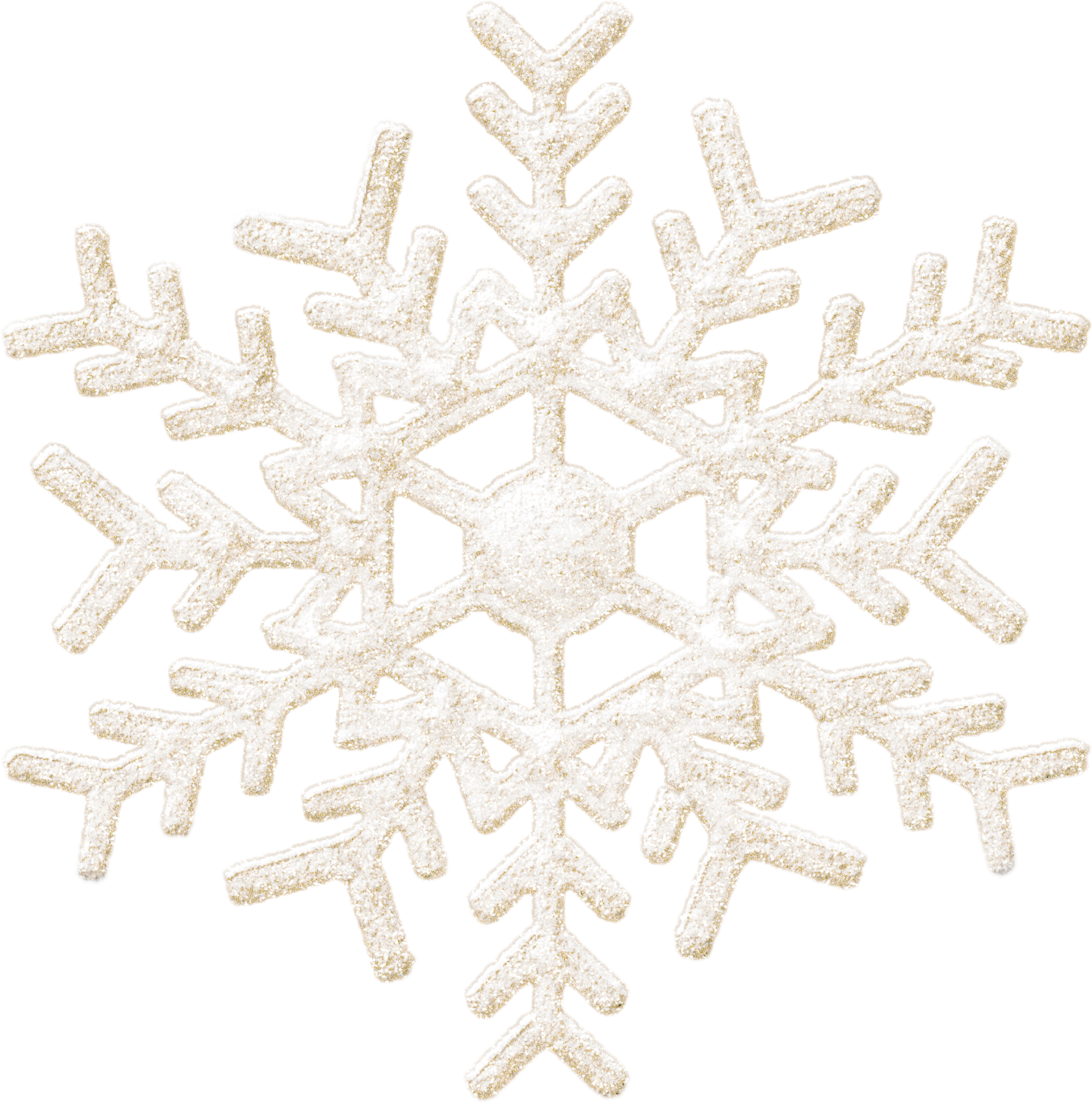 White Snowflake Png Pictures image #26303