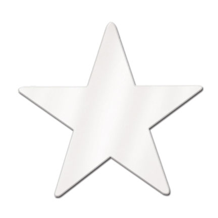 Transparent White Star image #13225