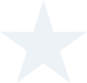 White Star Free Vector image #13230