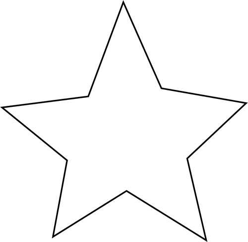 white star icon - photo #21
