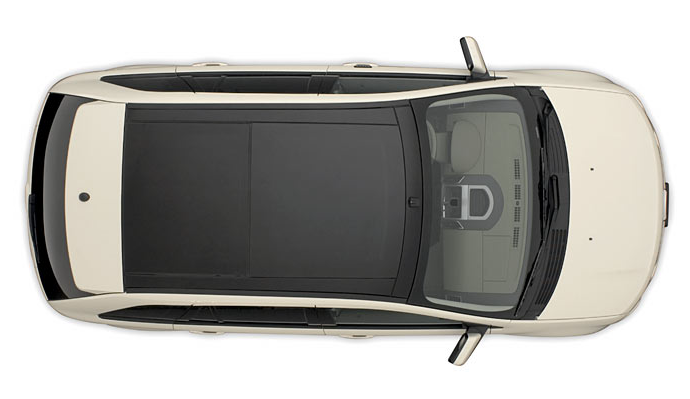 White Top car png