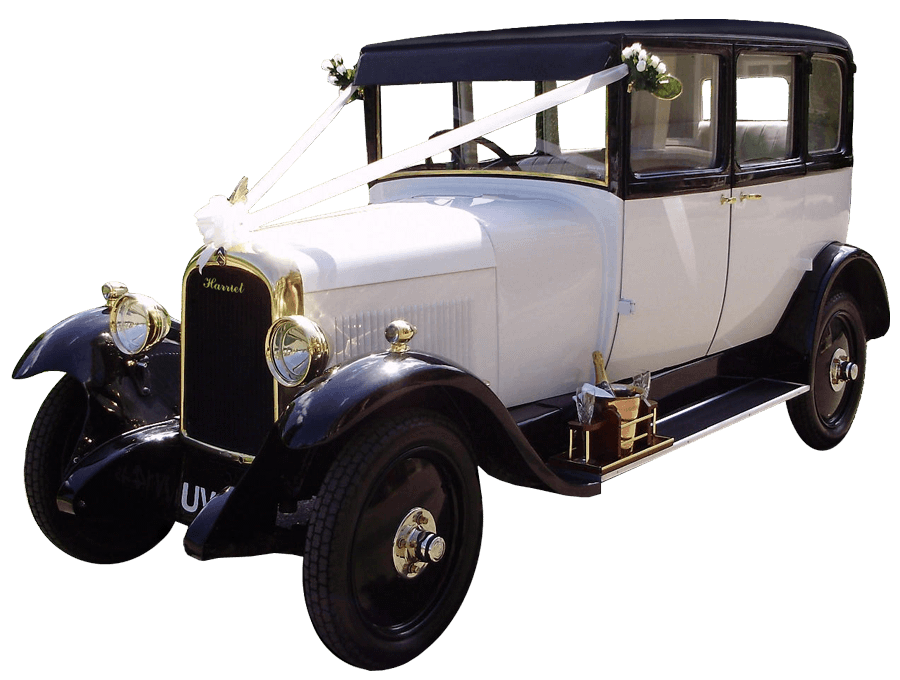 white vintage cars png