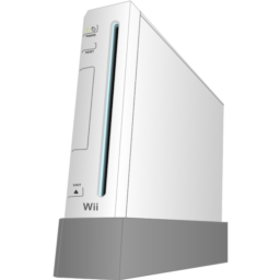 Wii Console Icon image #36677