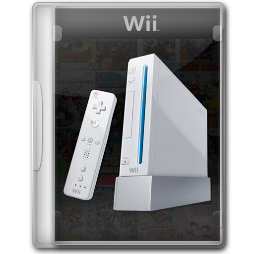 Png Wii Icons Download image #36676