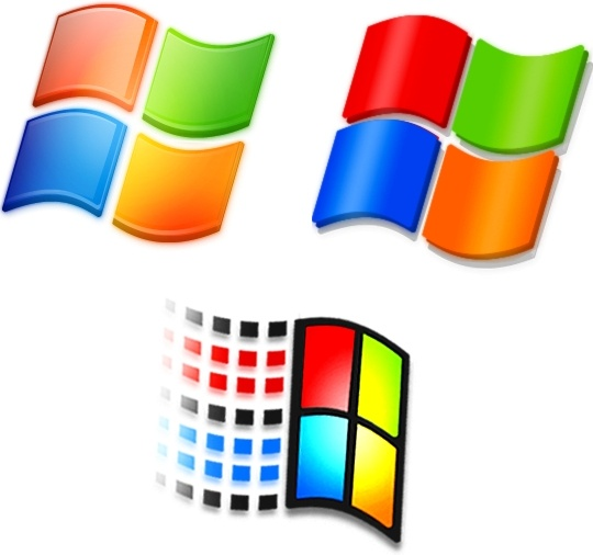 Windows 7 Logo Icons Pack image #42334