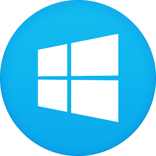 Windows 8 Start Button Icon image #42341