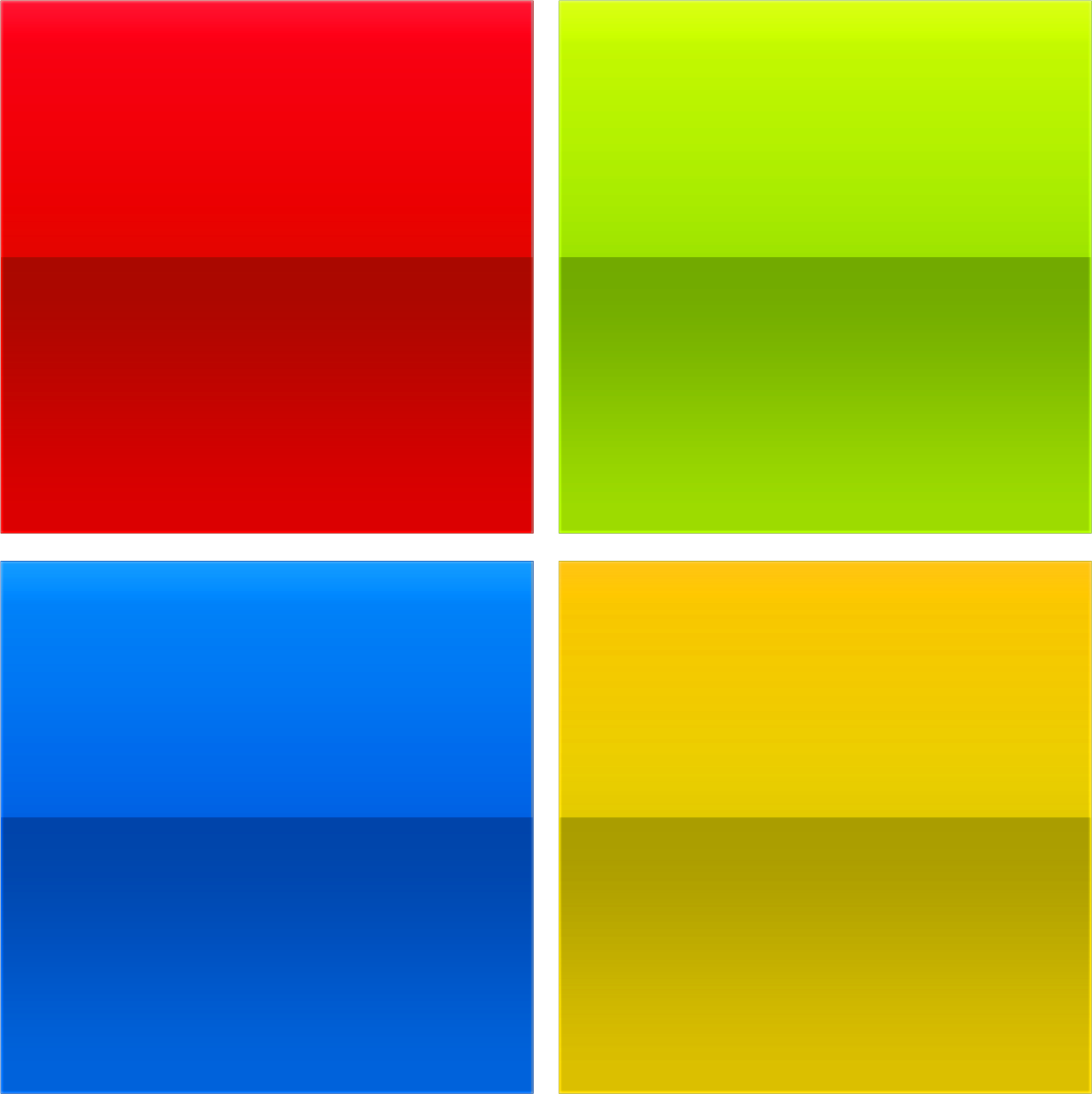Windows Logo PNG image #42339
