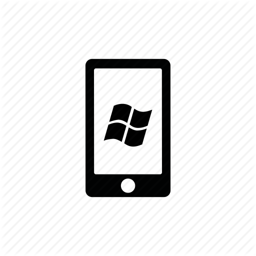 Windows Phone Icon Free image #12069