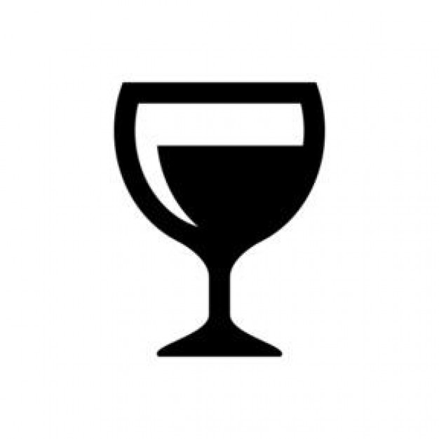 Wine Save Icon Format