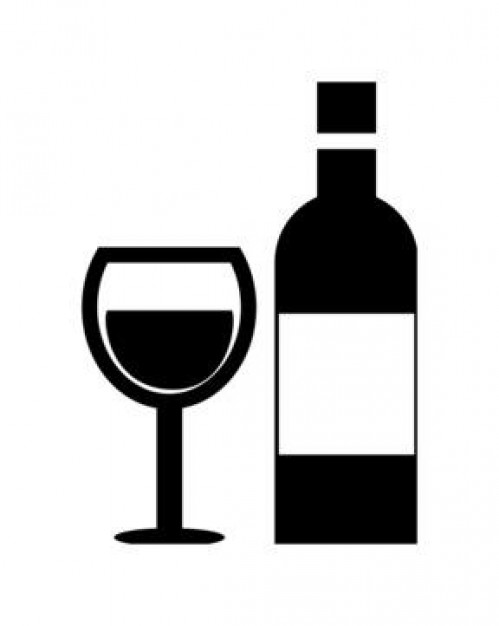 Wine Icon Svg