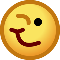 wink emoticons png