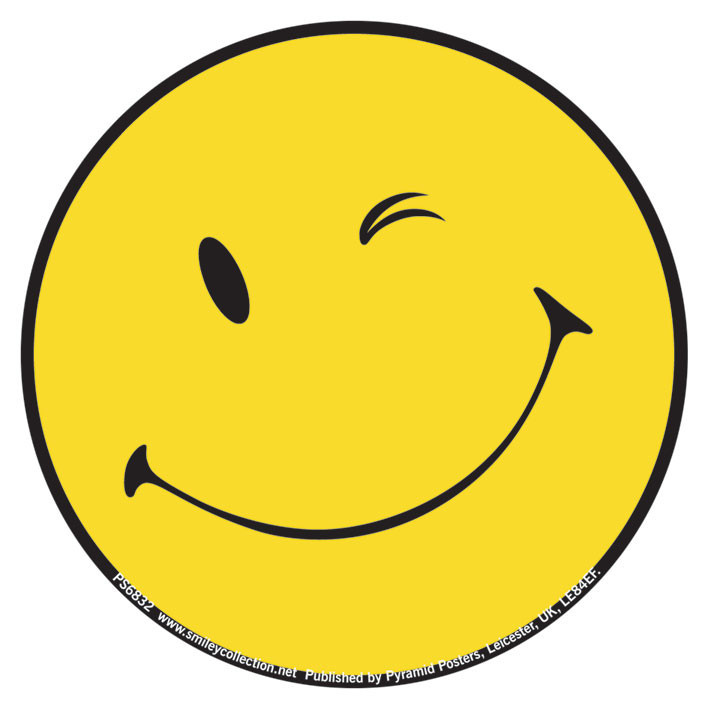 Hd Winking Smiley Icon image #14747