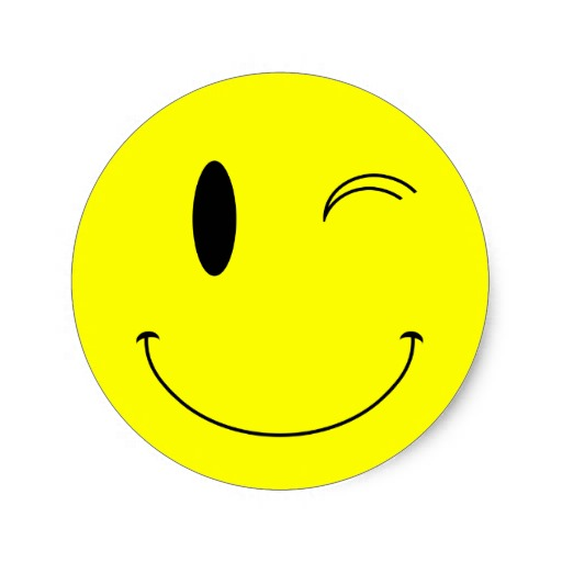 Vector Download Free Png Winking Smiley