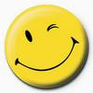 Free High-quality Winking Smiley Icon image #14751