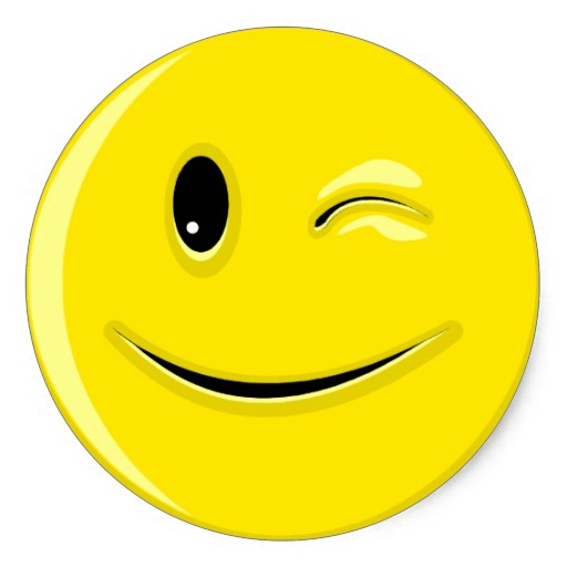 Icon Free Png Winking Smiley image #14753