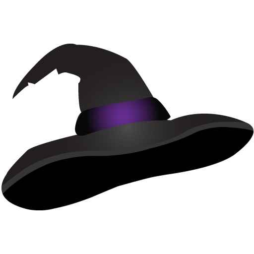 Witch Hat Icon image #11121