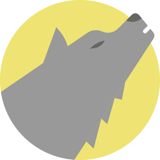 Free High-quality Wolf Icon image #35720