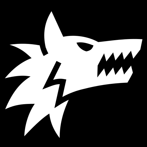 Simple Png Wolf