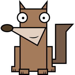Wolf Icon Png image #2869