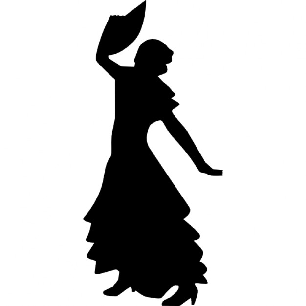 Woman Dancing Silhouette download dancing silhouette PNG images