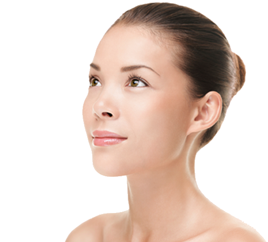 Woman Face Perfect Skin Png image #42653