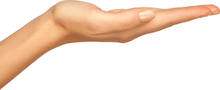 Woman Hands, Handful Png image #44745