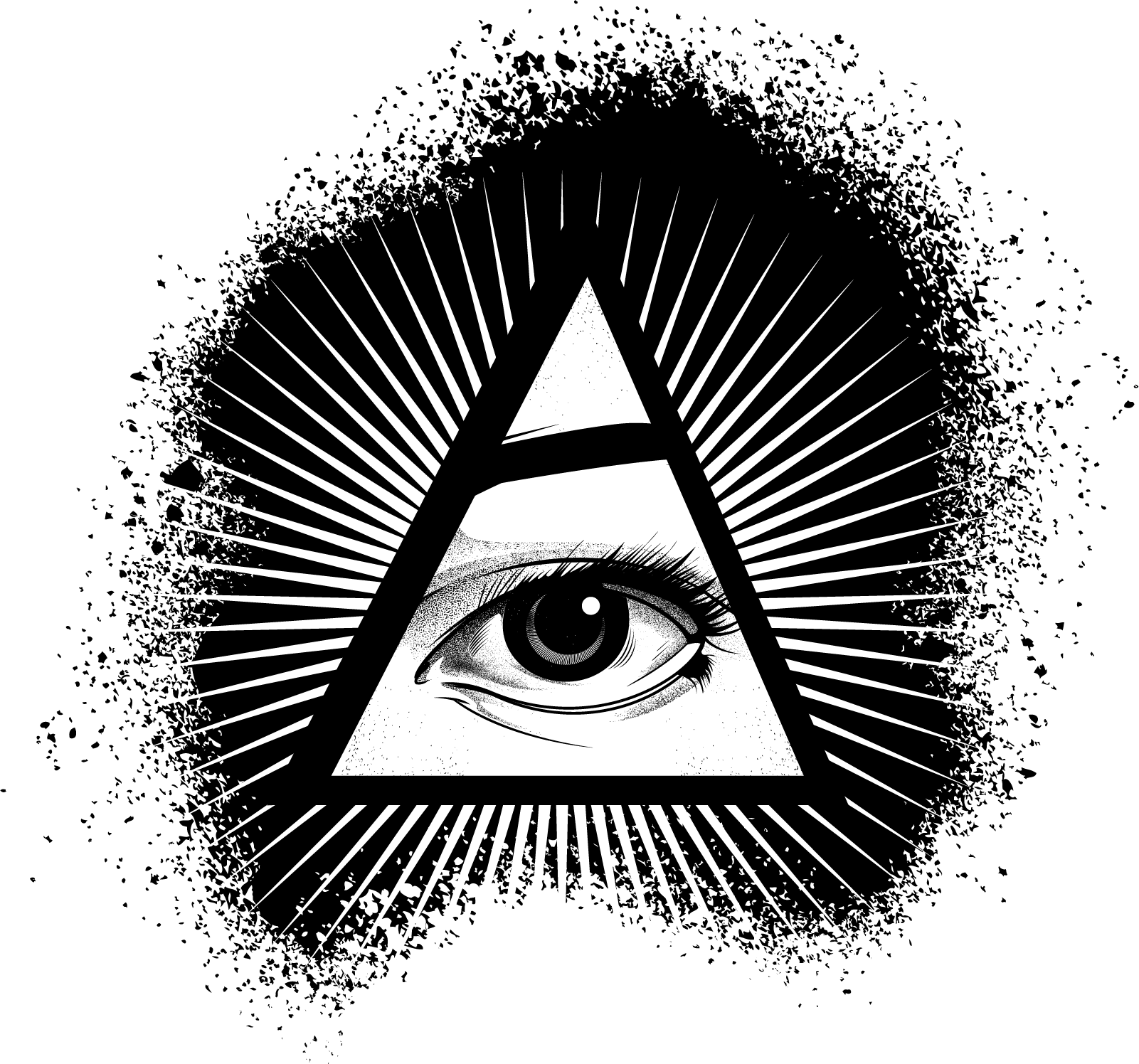 Wonderful Eye And Illuminati Pictures image #47700