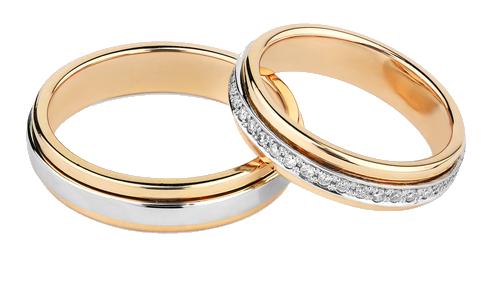 Wonderful Wedding Rings png