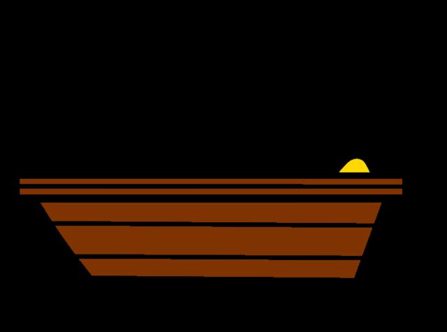 Wood Boat Png Image 41391