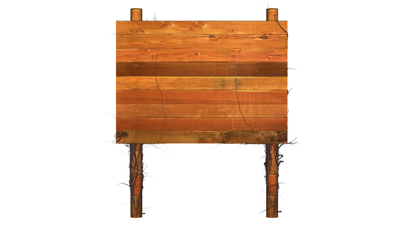 Collection Wood Sign Clipart Png image #5724