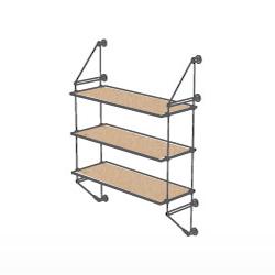 Wood Store Shelf Png image #37504