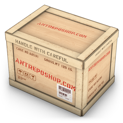 Wooden Container Icon image #31778