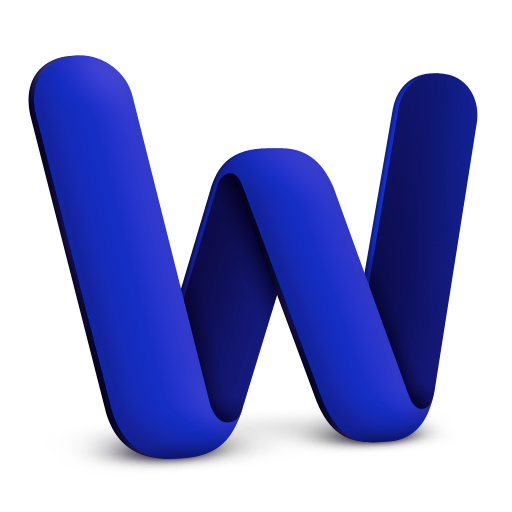 Word 2013 Icon Png image #4022