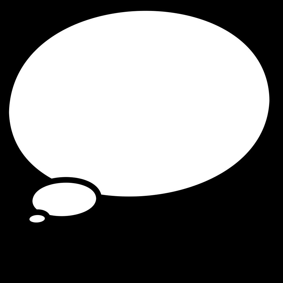 Transparent Speech Bubble Png