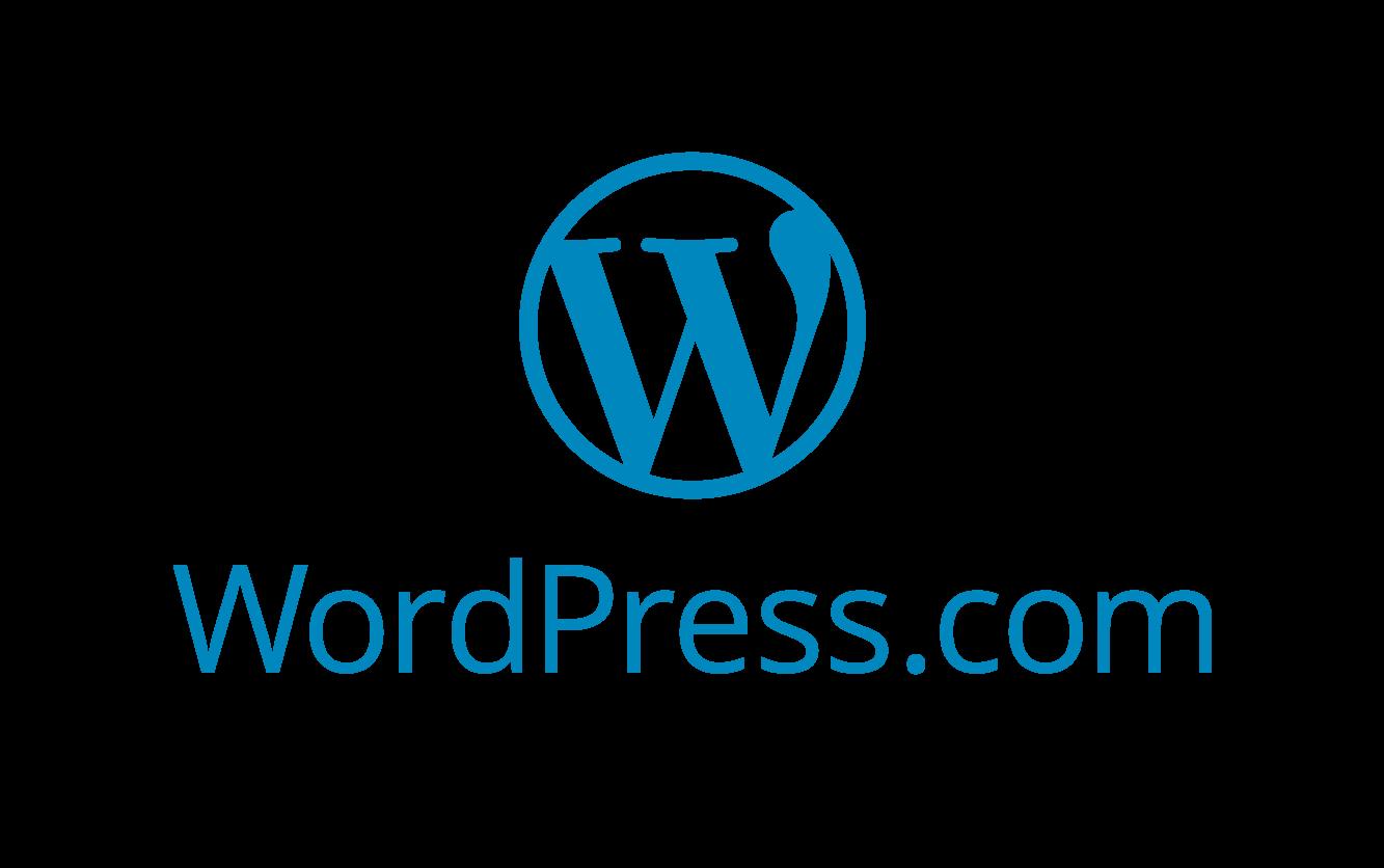 wordpress.com w logo icon