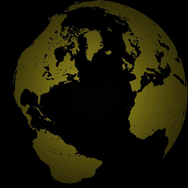 World Globe Png image #39524