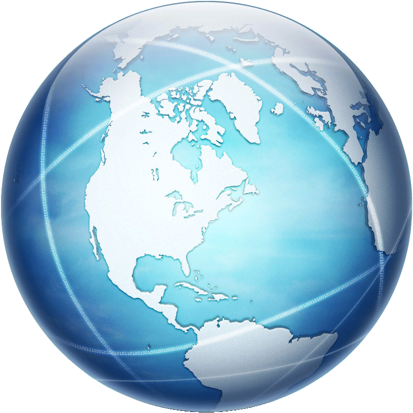 World Globe Png image #39525