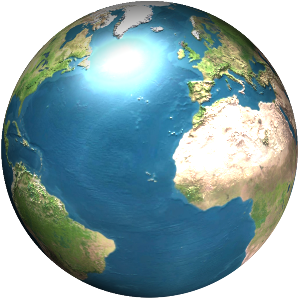 World Globe Png Clipart image #39536