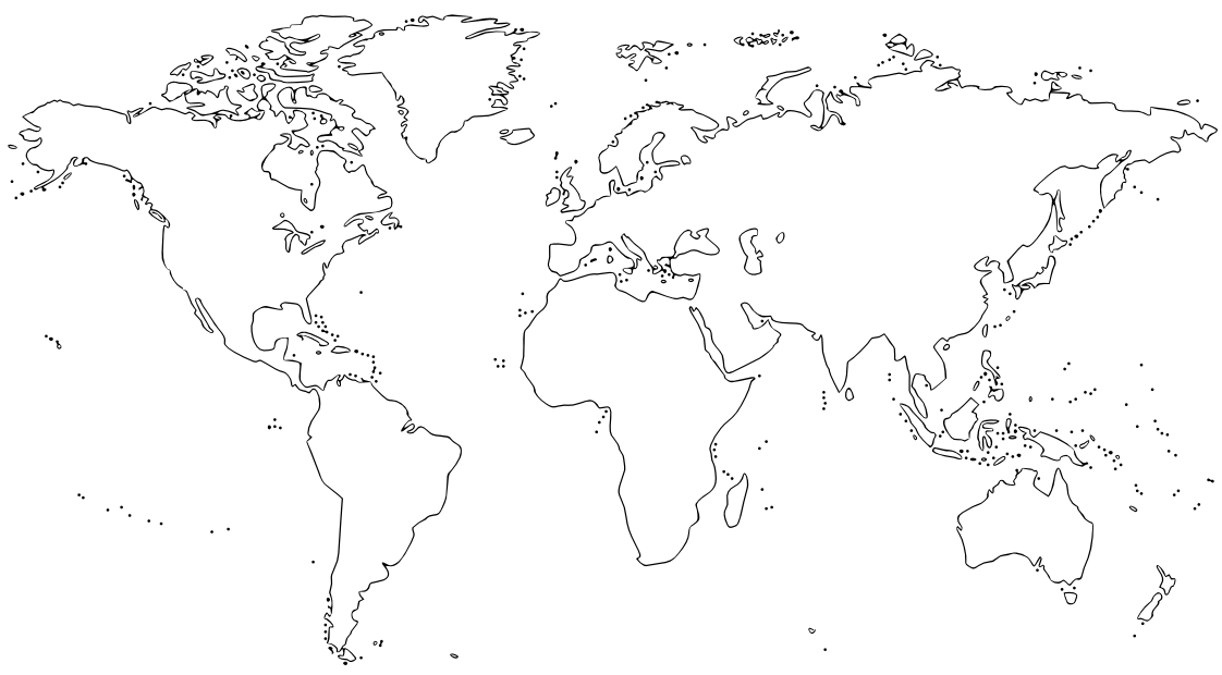 Download For Free World Map Png In High Resolution Image #35430