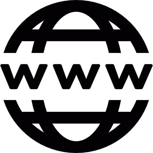 World Wide Web Technology icons