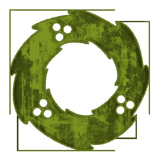 Vector Wreath Icon