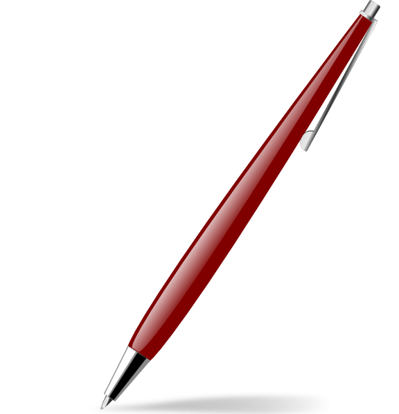 Writing Pen Png image #43214