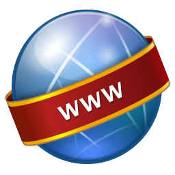 Www, Domain Names Icon image #5363