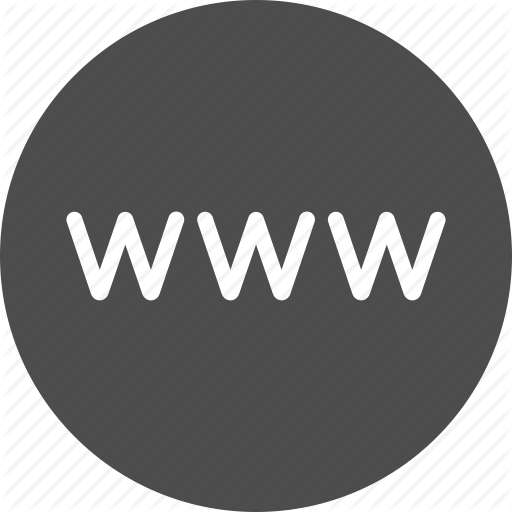 Www, Site Internet Icon image #20254