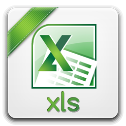 Xls Basic Filetypes Icon