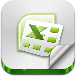 XLS File Icon image #3395